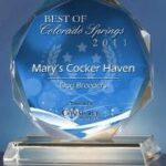 Best of Colorado Springs Dog Breeders 2011
