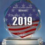 Best of Colorado Springs Dog Breeders 2019